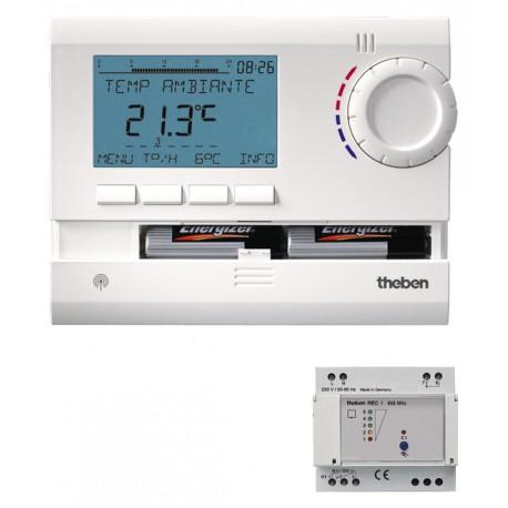 thermostat Theben RAMSES 813 top2 HF Set 1 (NEW)